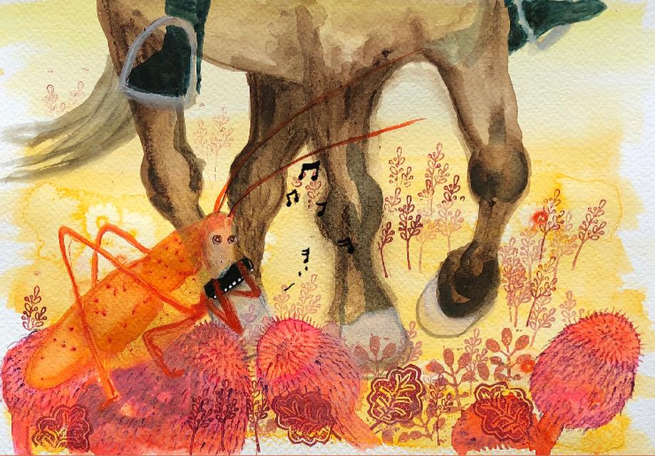 Illustratie van Judith Rosema